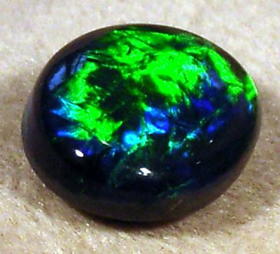 about Australian opal