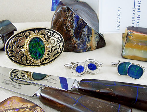 Why Boulder Opals Make Great Gifts!