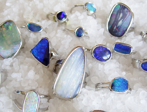 How to Tell if It's a Genuine Opal Ring
